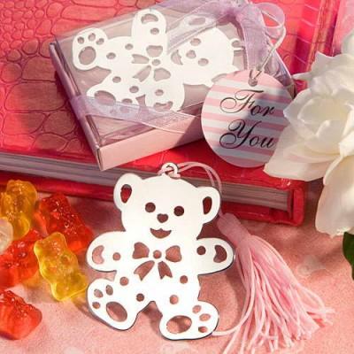 punto libro-oso rosa